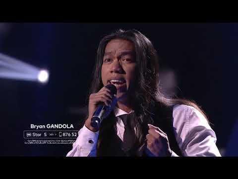 SUPERSTAR - Bryan Gandola - Angels (Robbie Williams)