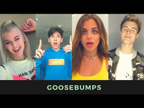 """Best of """" I get those Goosebumps every time """" Musical.ly Compilation"""