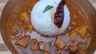 Huruli Kaalu huli/fried Uralli Kaalina  samber/horse gram sambar recipe in kannada thumbnail