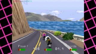 Gambar cover Road Rash (PS1) - Gameplay