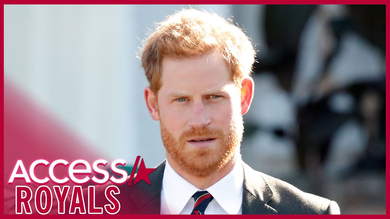 Prince Harry Slams Social Media Dangers After Capitol Riots