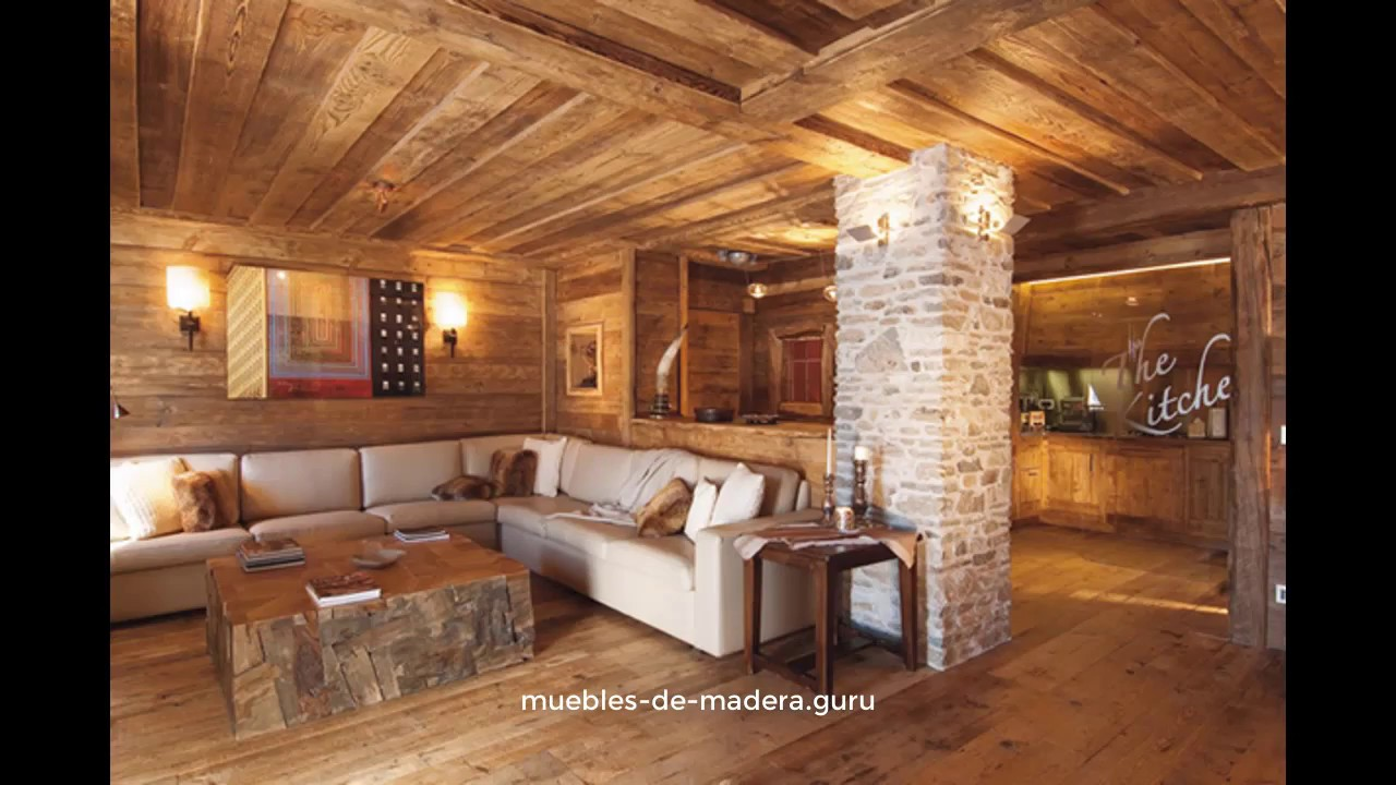 20 ideas de techos modernos en madera r stica youtube for Techos de madera rusticos