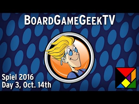 SPIEL 2016 coverage — Day 3, complete broadcast