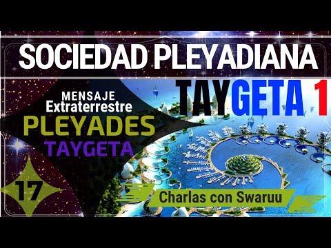 Sociedad Pleyadiana (Taygeta) PARTE 1: Mensaje Extraterrestre (17)