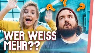 KNOW IT ALL | Kelly & Sturmwaffel wissen ALLES in 3 SEKUNDEN! | GMI