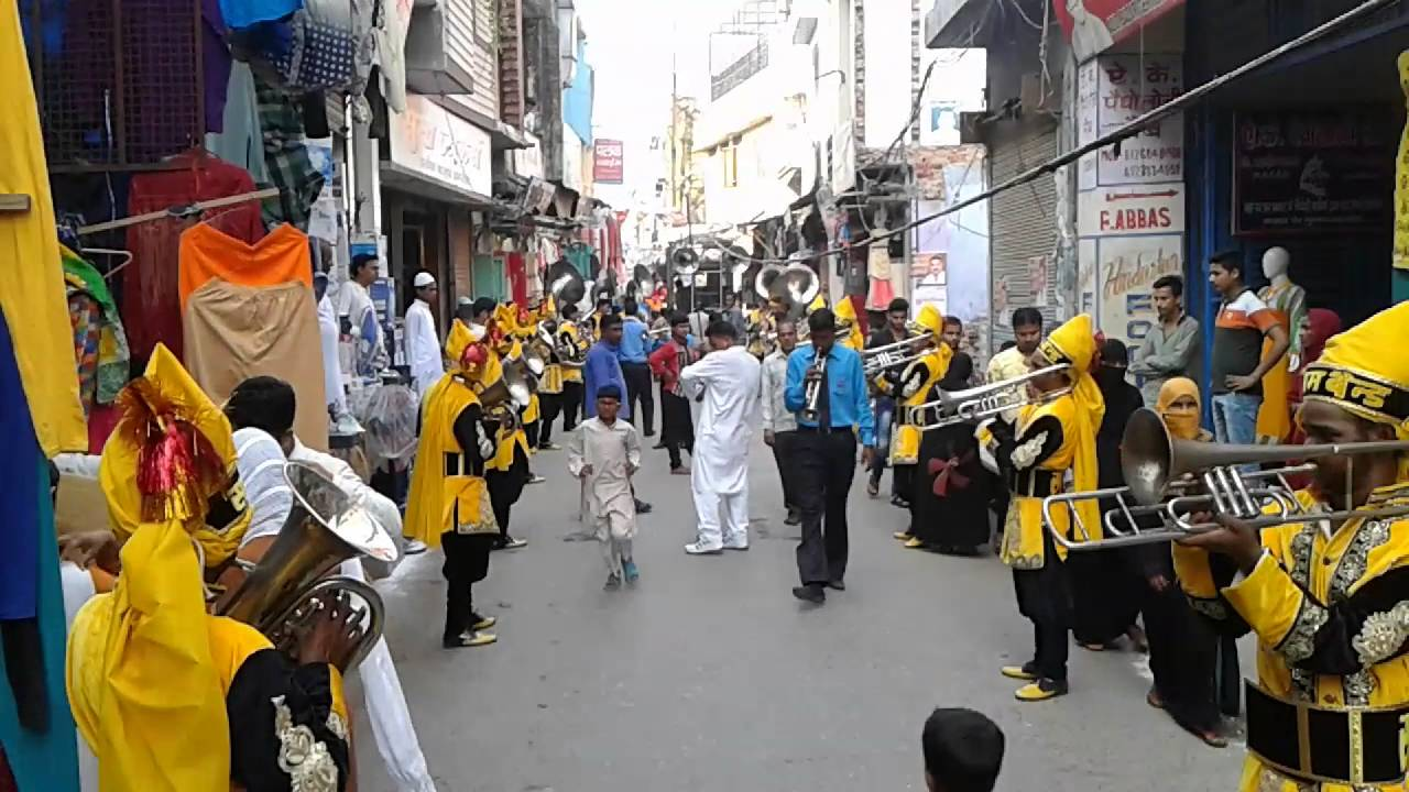 Sargam band amroha wala