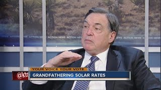 RALSTON: State of solar in Nevada