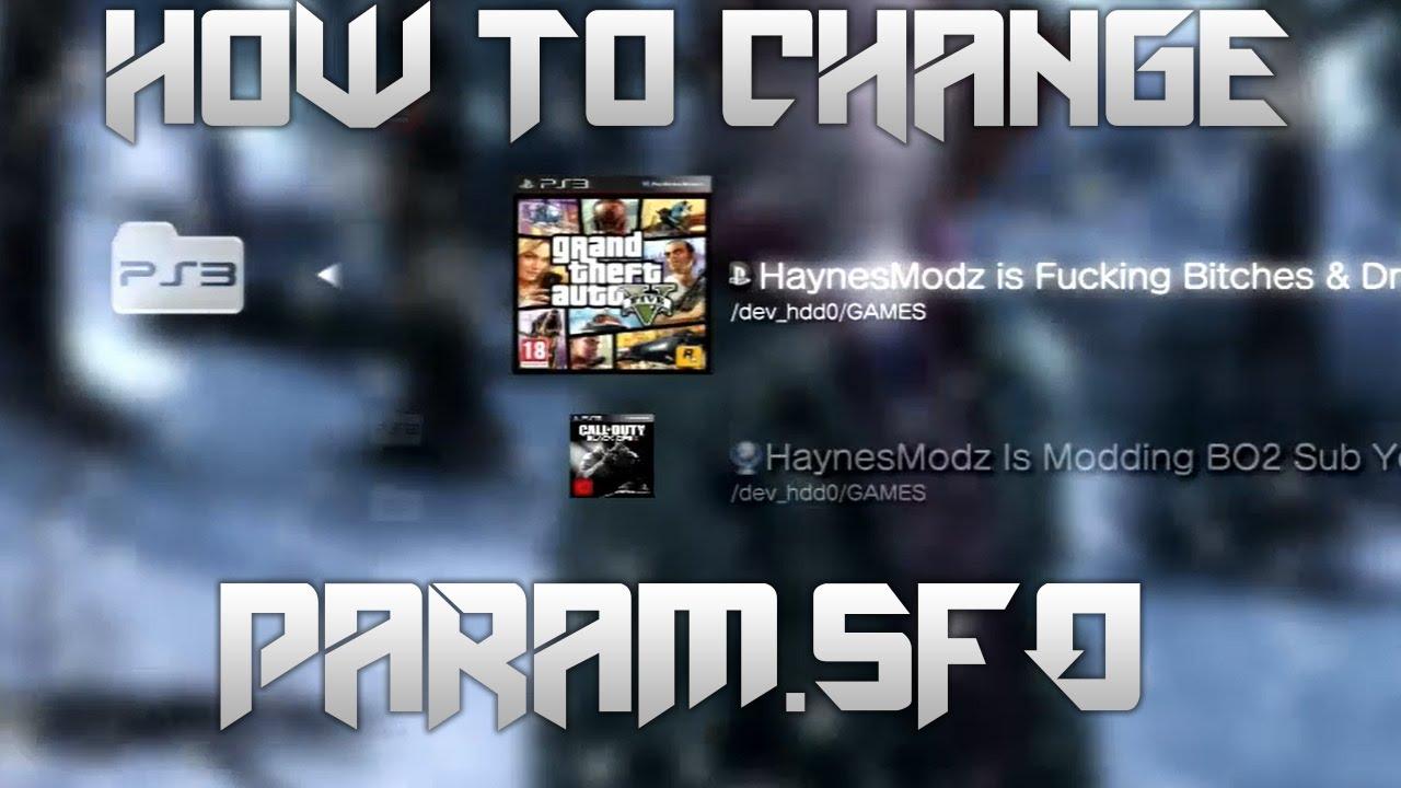 ps3 param sfo editor download