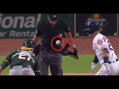 MLB Humiliating Walk Off Errors ᴴᴰ