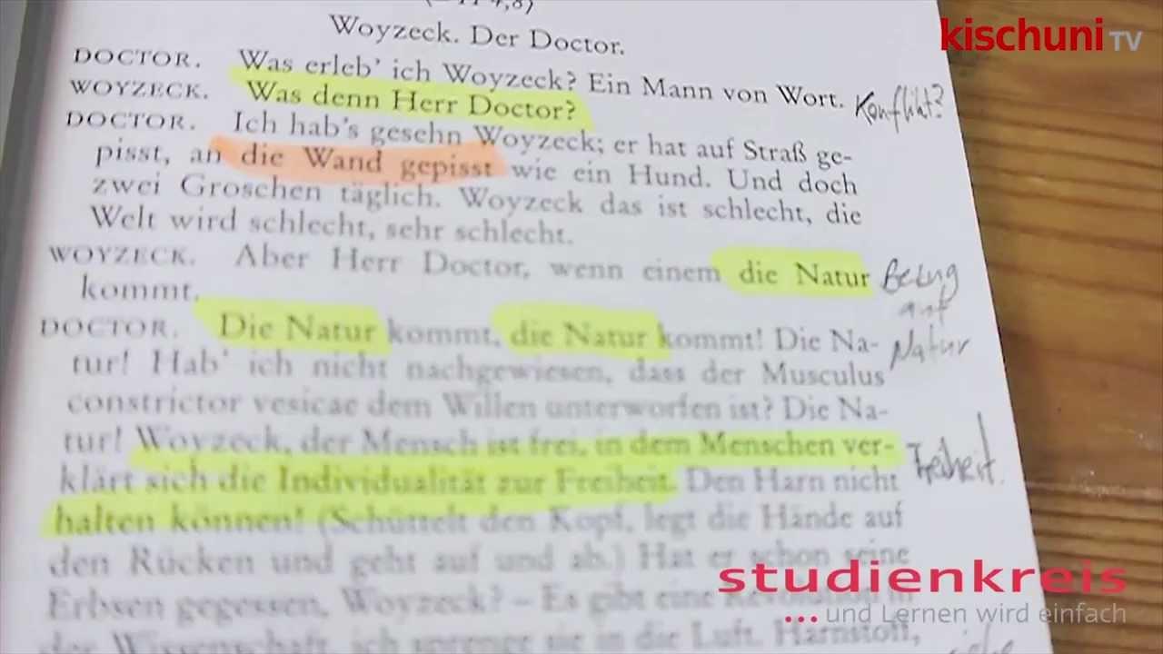 Texte Erfassen Durch Richtiges Markieren Studienkreis Kischuni