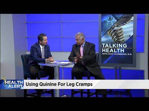 Talking Health: Quinine