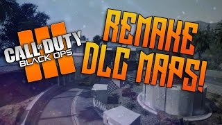 """RAID IN BLACK OPS 3"" Remake DLC Maps in Black Ops 3! (COD BO3 DLC Maps)"