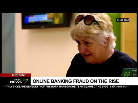 Online banking fraud on the rise