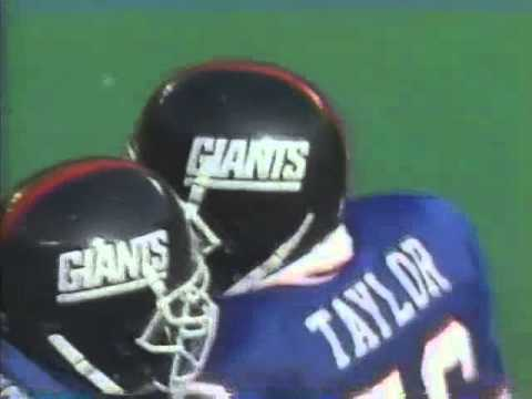 Giants Strong Start vs The Raiders (1989 Week 16)