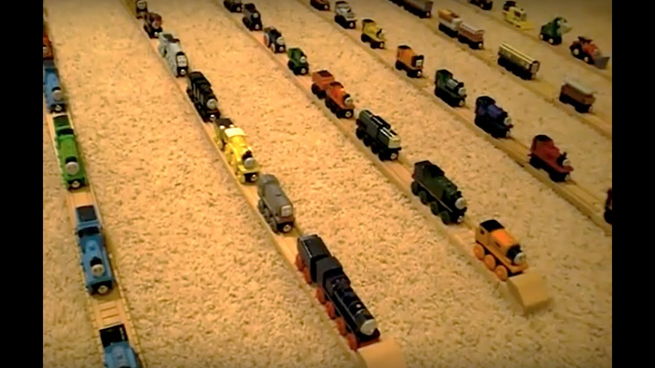 Thomas Wooden Railway Collection 2 Youtube
