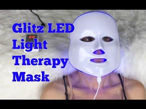 Glitz LED Light Therapy Mask