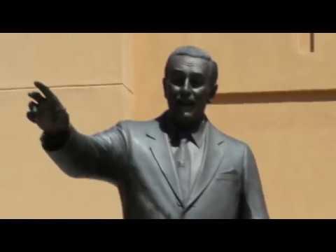 The Walt Disney Studios & Archives Tour D23