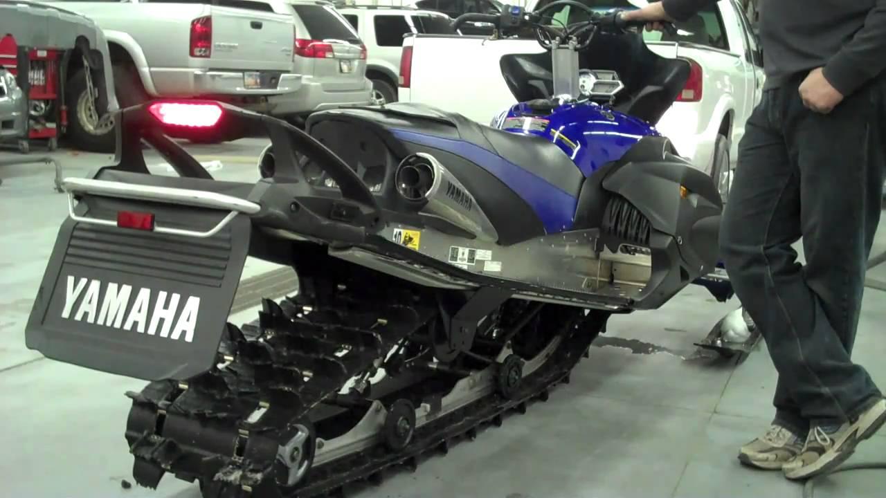 Yamaha Apex Skinz Exhaust
