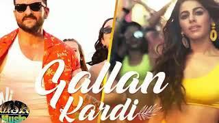 Gallan Kardi  Full Audio Song - Jawaani Jaaneman   Saif Ali Khan ... YouTube · PagalWorld
