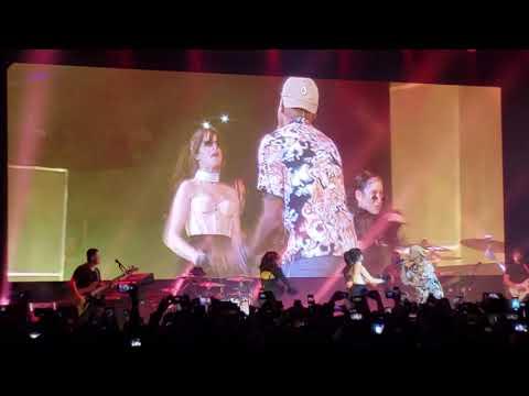 Camila Cabello ft Pharrell - Sangria Wine Los Angeles CA 041518