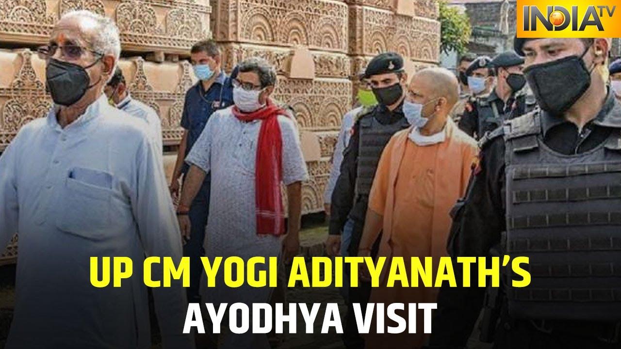 Uttar Pradesh CM Yogi Adityanath Likely To Contest From Ayodhya In Upcoming Assembly Polls