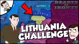 hearts of iron 4 germany challenge