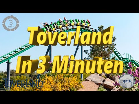 Toverland Entree.Attractiepark Toverland
