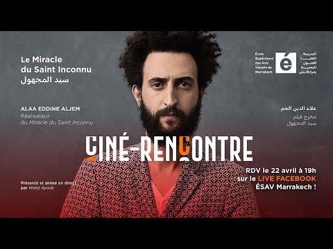 Live Facebook - Ciné-rencontre avec Alaa Eddine Aljem