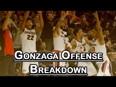 Why Gonzaga (Was) the Hardest Team to Guard in the Country
