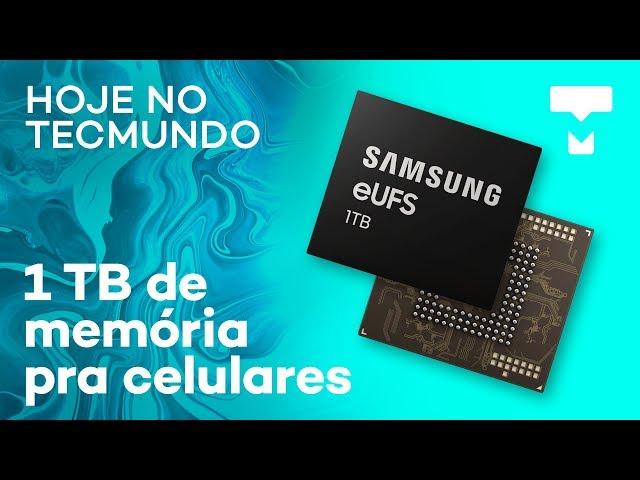 iPhones menos caros, memória de 1 TB para celulares, Moto G7 Plus e mais - Hoje no TecMundo