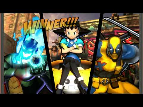 request Ultimate Marvel vs Capcom 3 playthroughDeadpoolDormammuTron