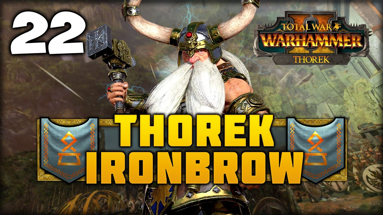 Download THE VICTORIOUS EXPEDITION! Total War: Warhammer 2 - Thorek Ironbrow Vortex Campaign #22 - FINALE