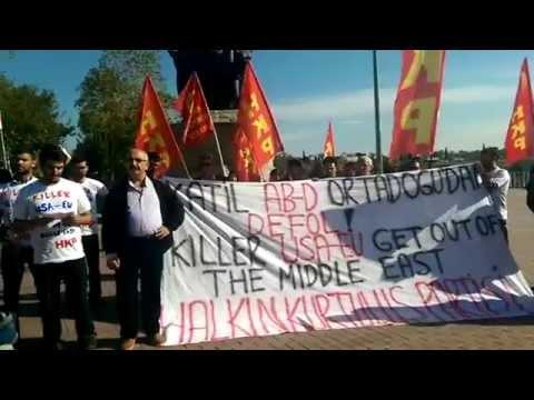 HKP İkinci G20 Protestosu - Antalya