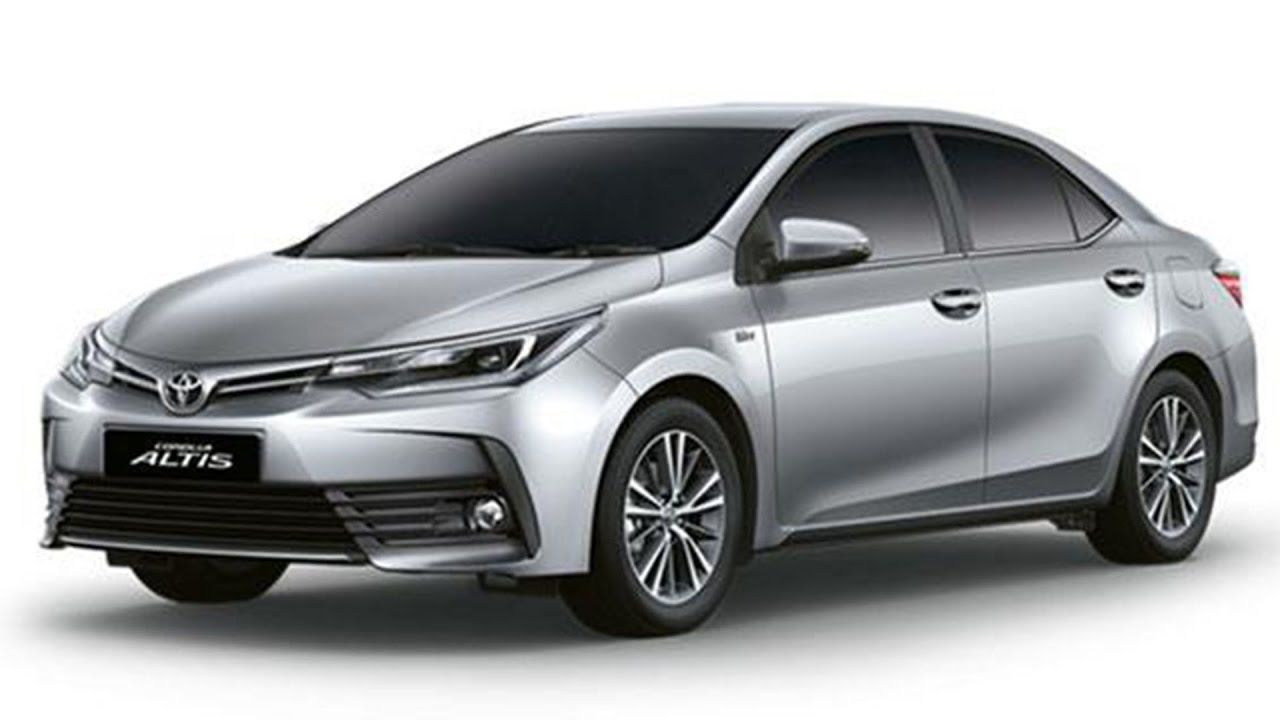 2017 Toyota Corolla Altis To Launch Soon