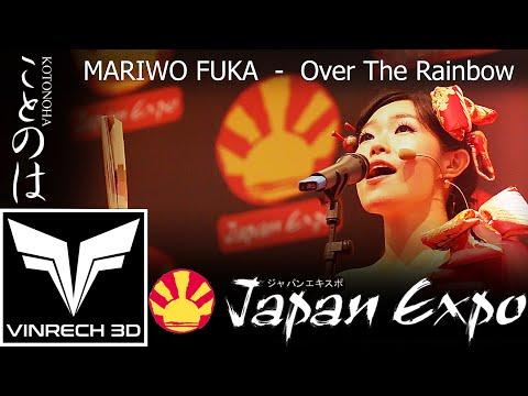 MARIWO FUKA - Over The Rainbow / Niji Wo Koete - JAPAN EXPO