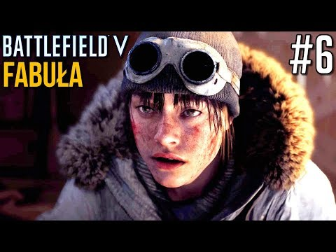 Ucieczka przez śnieżycę - Battlefield V [FABUŁA] | (#6) thumbnail