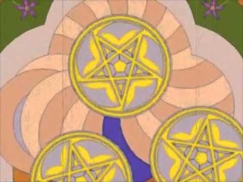 #3 Jordan Hoggard's Mystereum Tarot Moments: 3 of Pentacles
