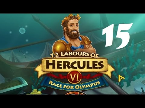 Shiny Zeus - 12 Labours of Hercules VI Race for Olympus Episode 15 |