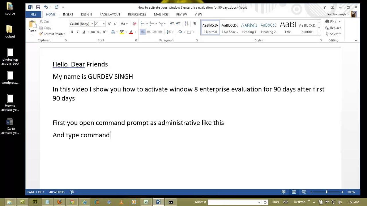 windows 10 enterprise evaluation expired