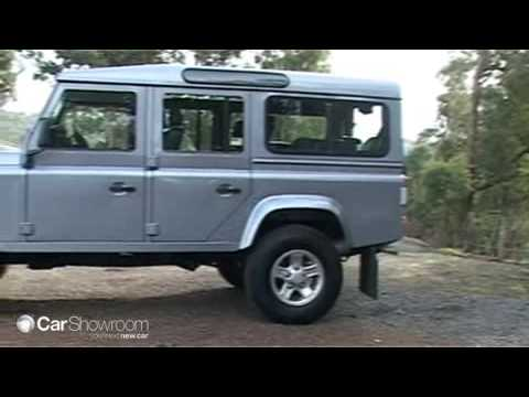 Land Rover Defender 2009 - Car Review