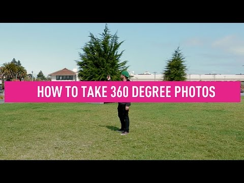 How to take 360 photos and upload them to Facebook