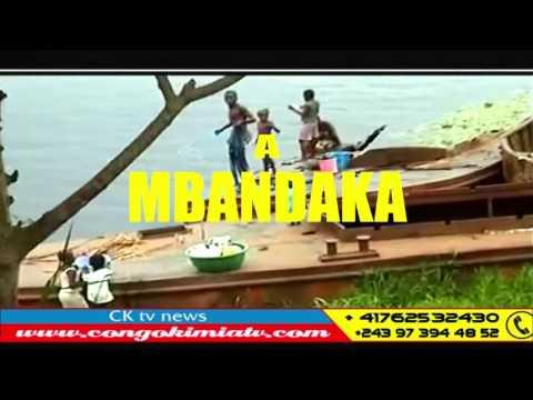 CONGO KIMIA TV VOUS AMÈNE A MBANDAKA VOICI LEURS VIE