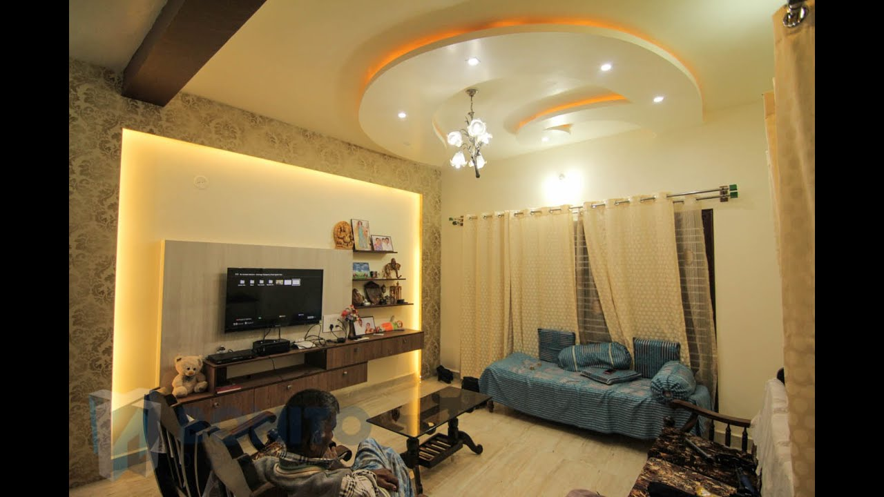 Amazing Living Room False Ceiling Designs