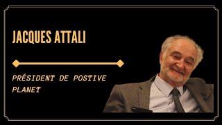 JACQUES ATTALI : PASSIONS ET ACTUALITÉS