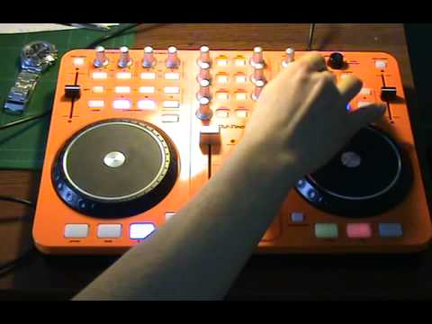 I-Mix Reload using serveral buttons