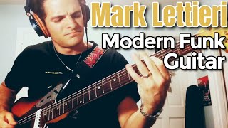 MARK LETTIERI | Snarky Puppy, Strats & The Modern Funk Guitar Sound