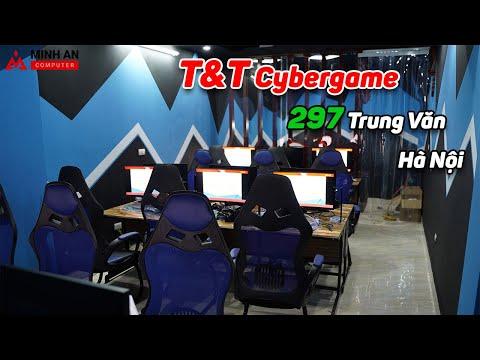 Lắp đặt phòng net tại 297 Trung Văn, Nam Từ Liêm, Hà Nội