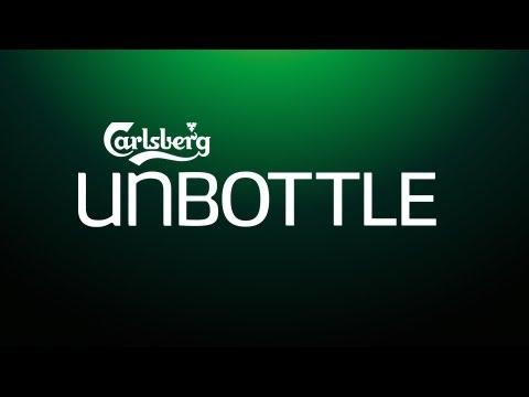 Carlsberg Unbottle presents Lunde Bros April 2013 Tour