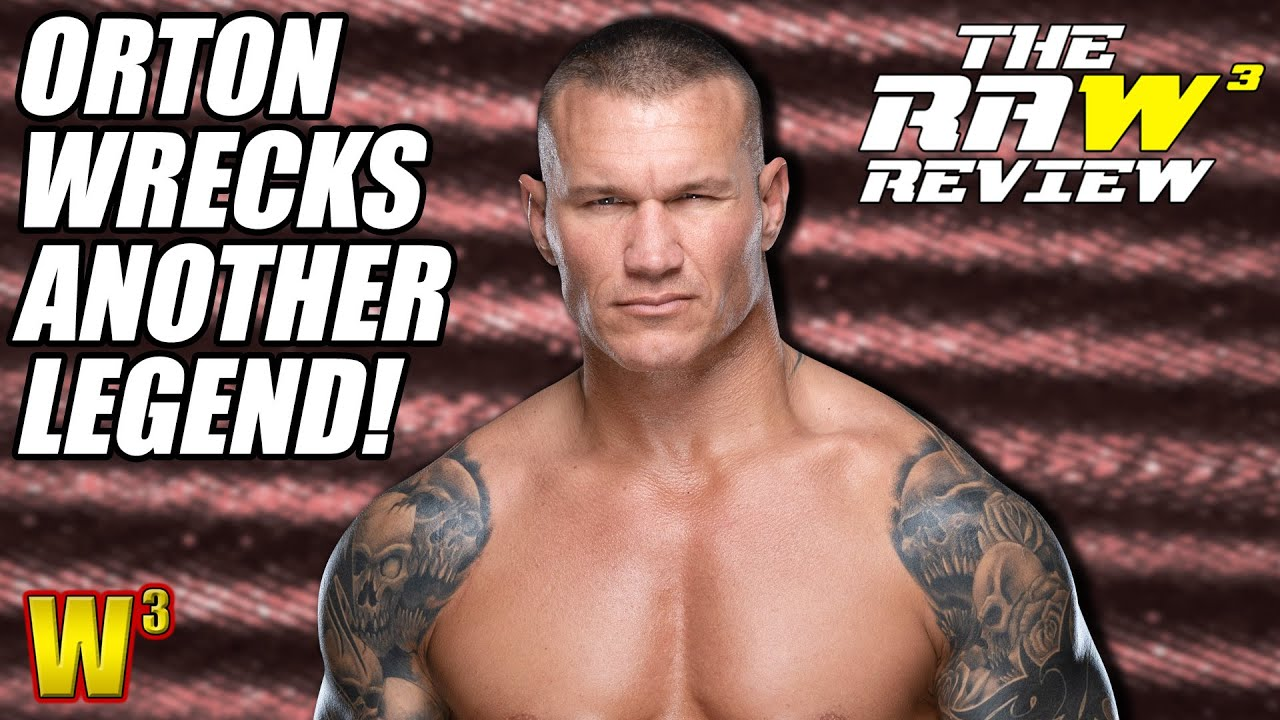 Randy Orton Destroys ANOTHER Legend! | The Raw Review (August 10, 2020)