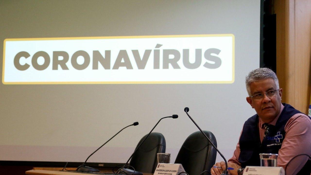 Coronavírus: Brasil registra 553 mortes e mais de 12 mil casos